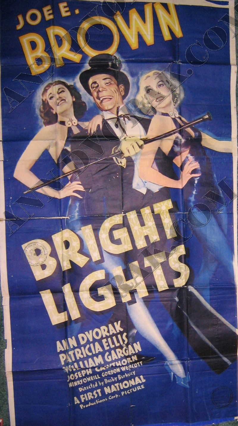 Bright Lights 3-Sheet