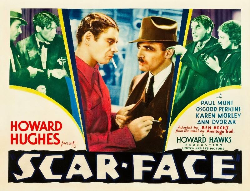 Scarface Half Sheet