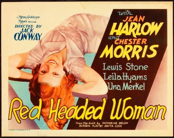 RedHeadedWoman