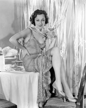 Thou Shalt Not: The Actresses of Pre-Code Hollywood @ Encino-Tarzana Branch Library  | Los Angeles | California | United States