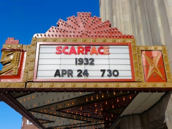 """Scarface"" Screening & Booksigning  @ Pickwick Theatre 